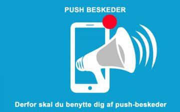 push-beskeder